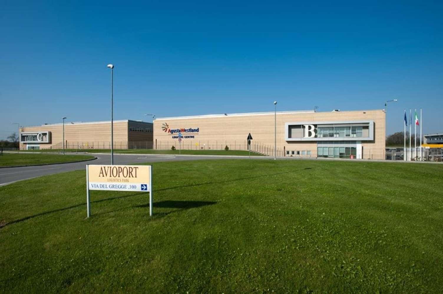 Magazzini industriali e logistici Lonate pozzolo (va), 21015 - Avioport Logistics Park - 9218101