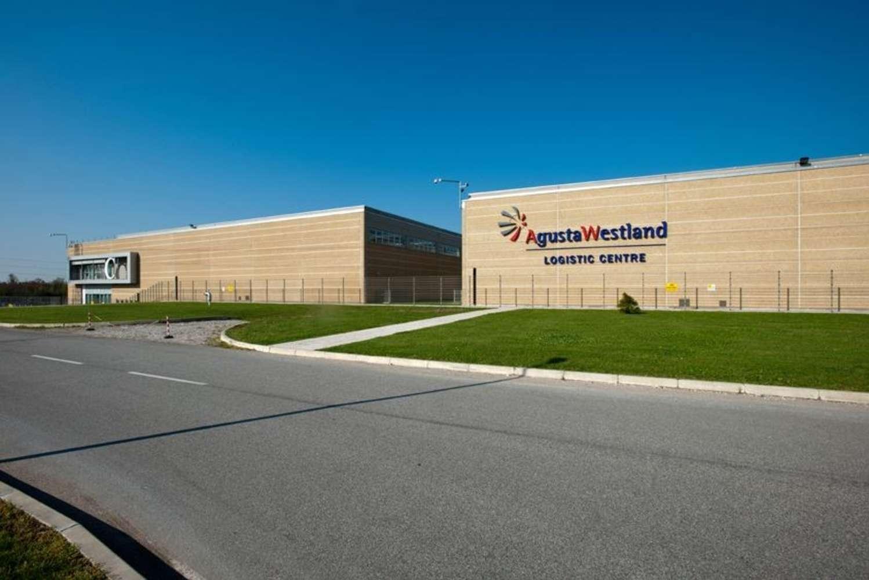 Magazzini industriali e logistici Lonate pozzolo (va), 21015 - Avioport Logistics Park - 9218102