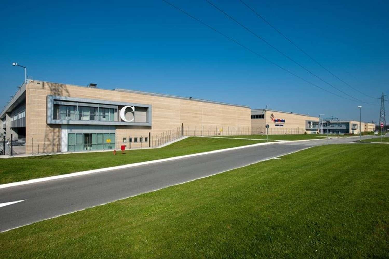 Magazzini industriali e logistici Lonate pozzolo (va), 21015 - Avioport Logistics Park - 9218103