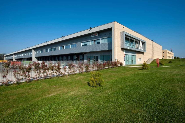 Magazzini industriali e logistici Lonate pozzolo (va), 21015 - Avioport Logistics Park - 9218105