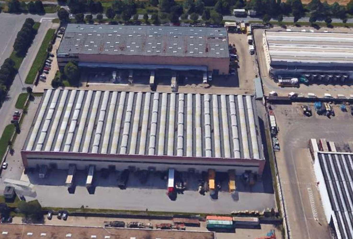 Magazzini industriali e logistici Orbassano, 10043 - Orbassano - 9221144