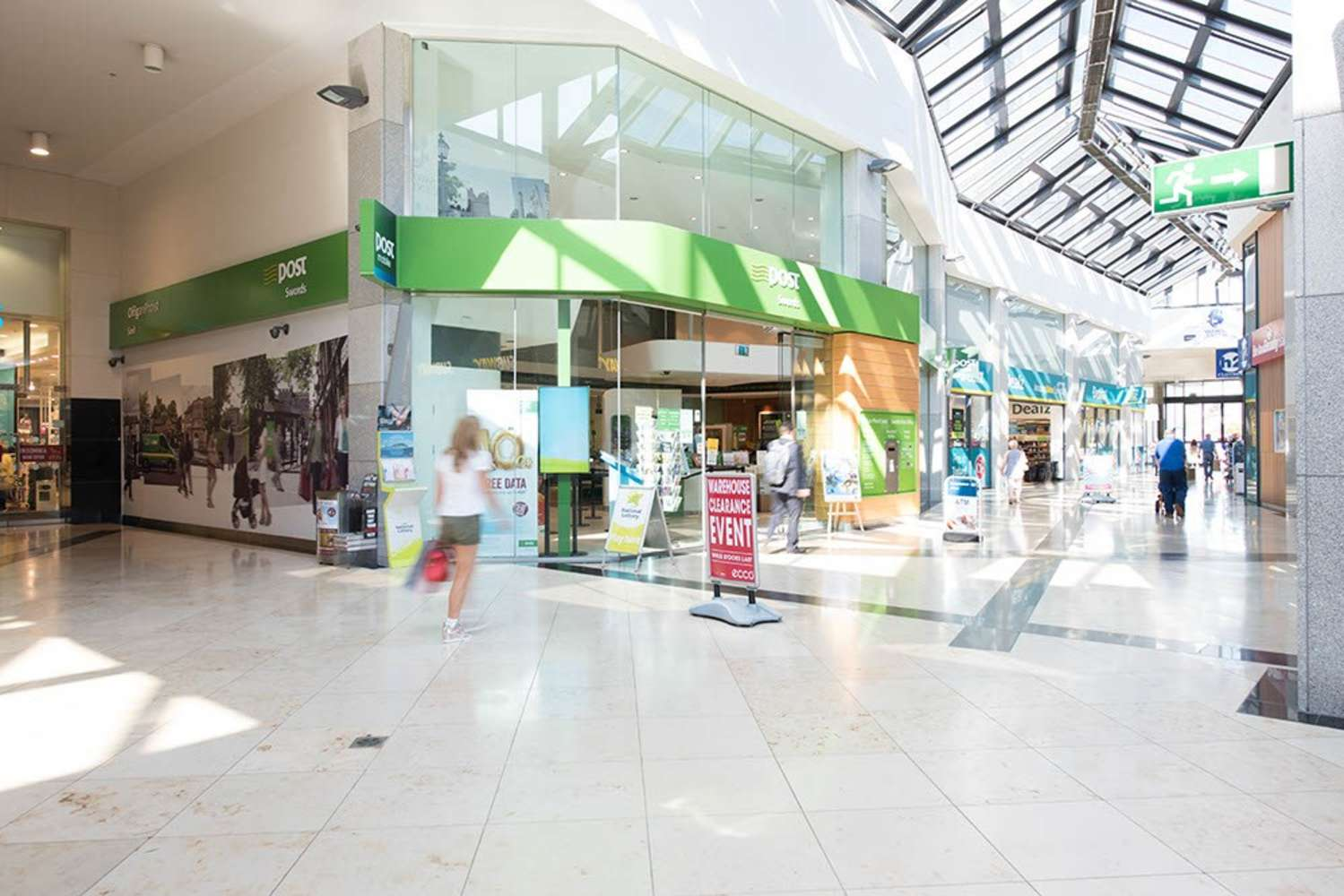 Retail Co dublin, K67 H3A - Unit W, Swords Central Shopping Centre, - 9300889