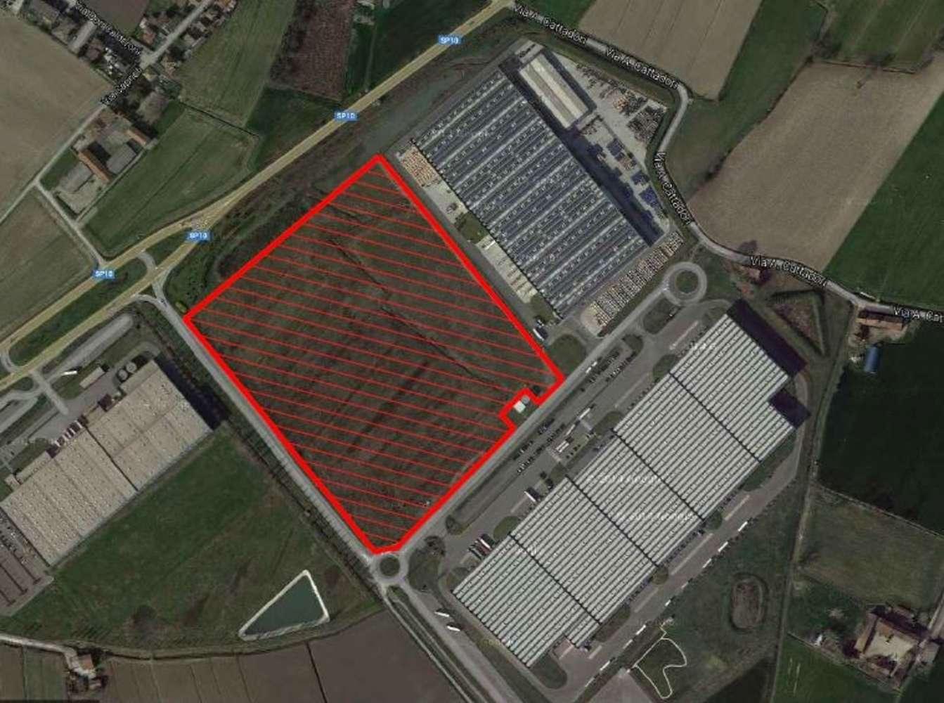 Magazzini industriali e logistici Monticelli d'ongina, 29010 - Monticelli d'Ongina - Piacenza - 9375270