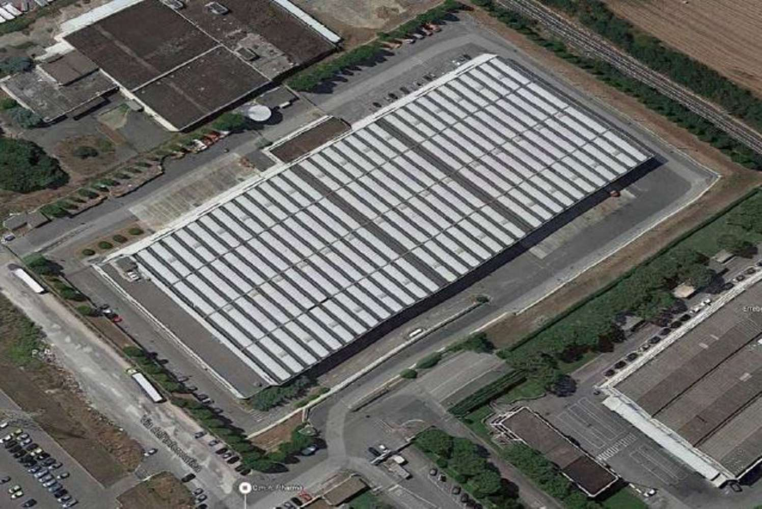 Magazzini industriali e logistici Pomezia, 00040 - Pomezia Santa Palomba - Tor del Vescovo - 9375529