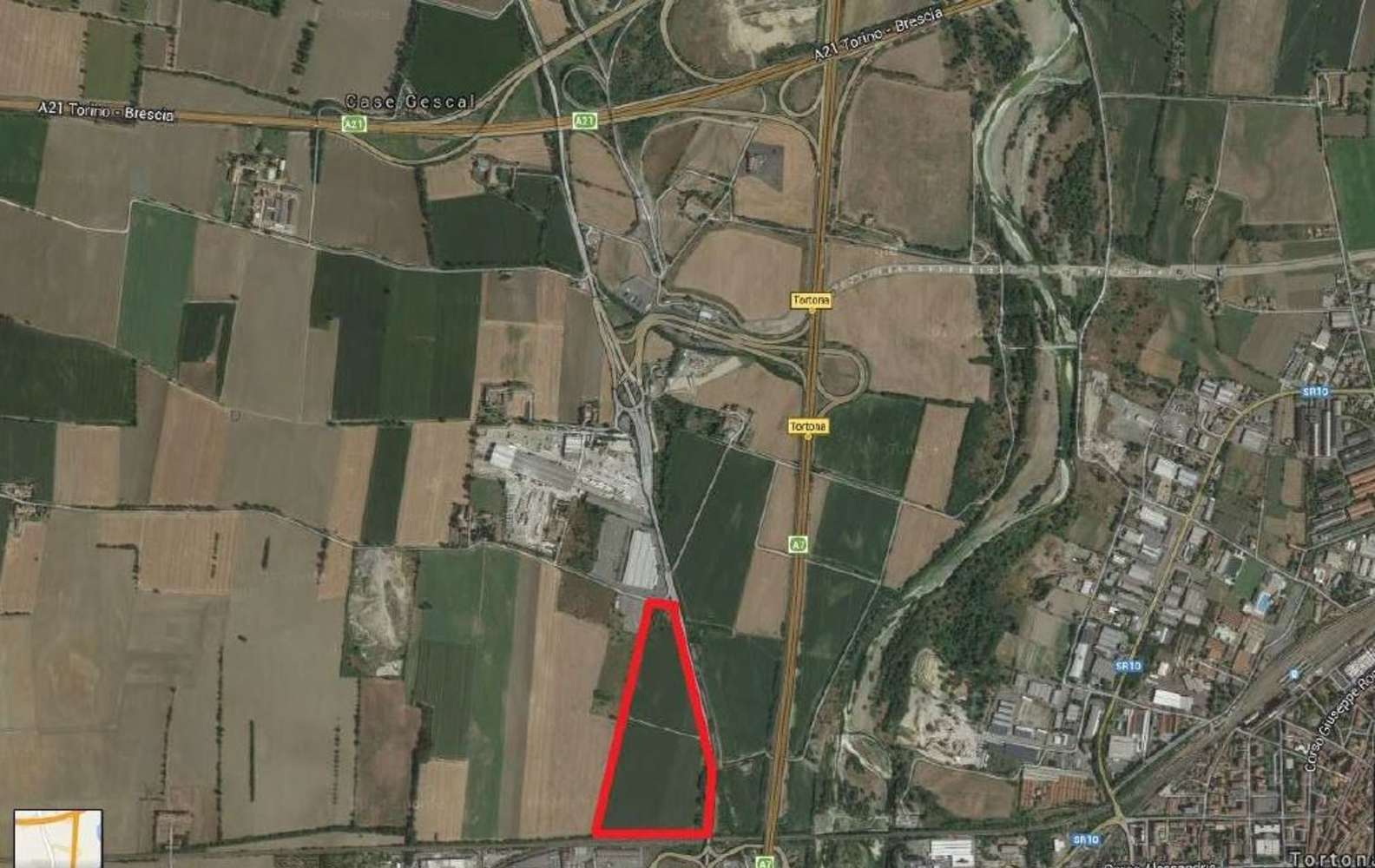 Magazzini industriali e logistici Tortona, 15057 - Tortona - 9380255