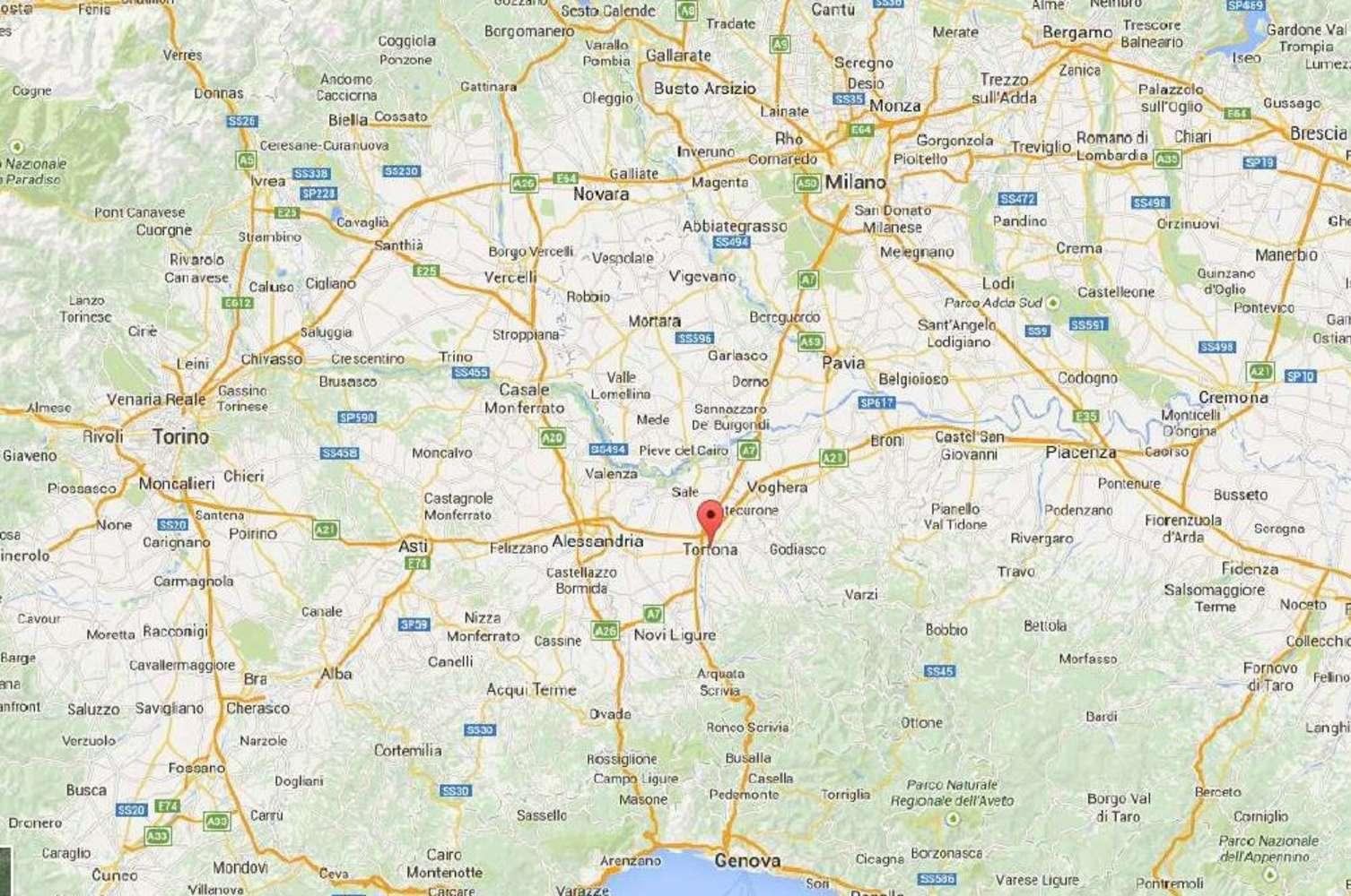 Magazzini industriali e logistici Tortona, 15057 - Tortona - 9380254