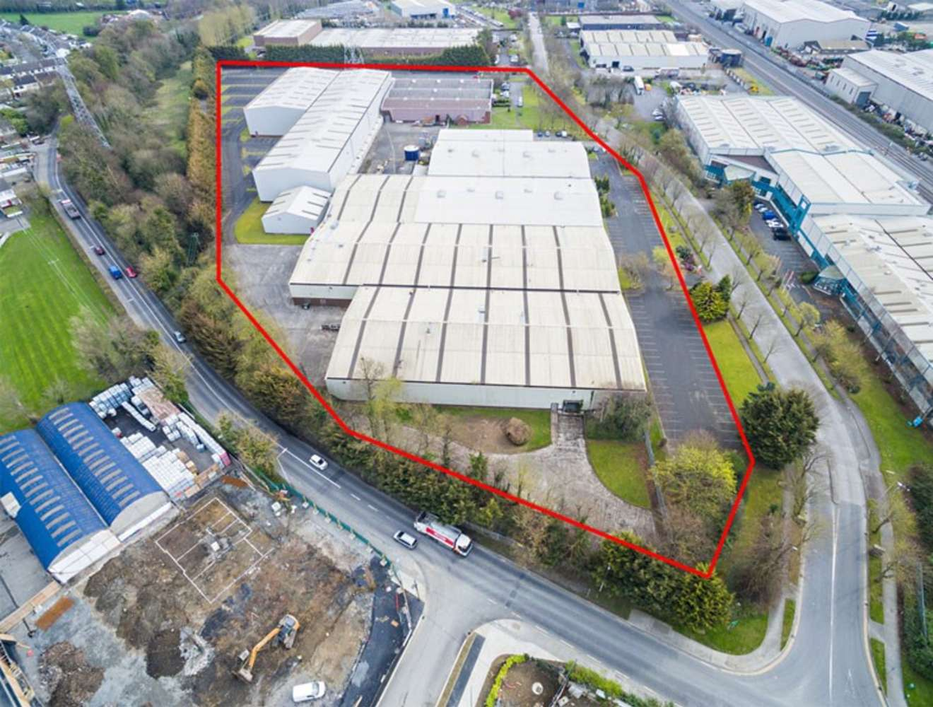 Industrial Dublin 22, D22 FE04 - Cloverhill Industrial Estate - 9384389