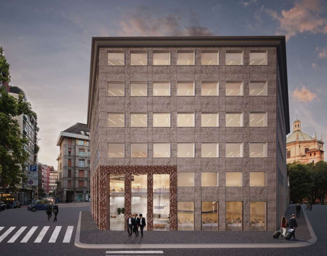 Ufficio Milano, 20123 - Vetra Building - 9428038