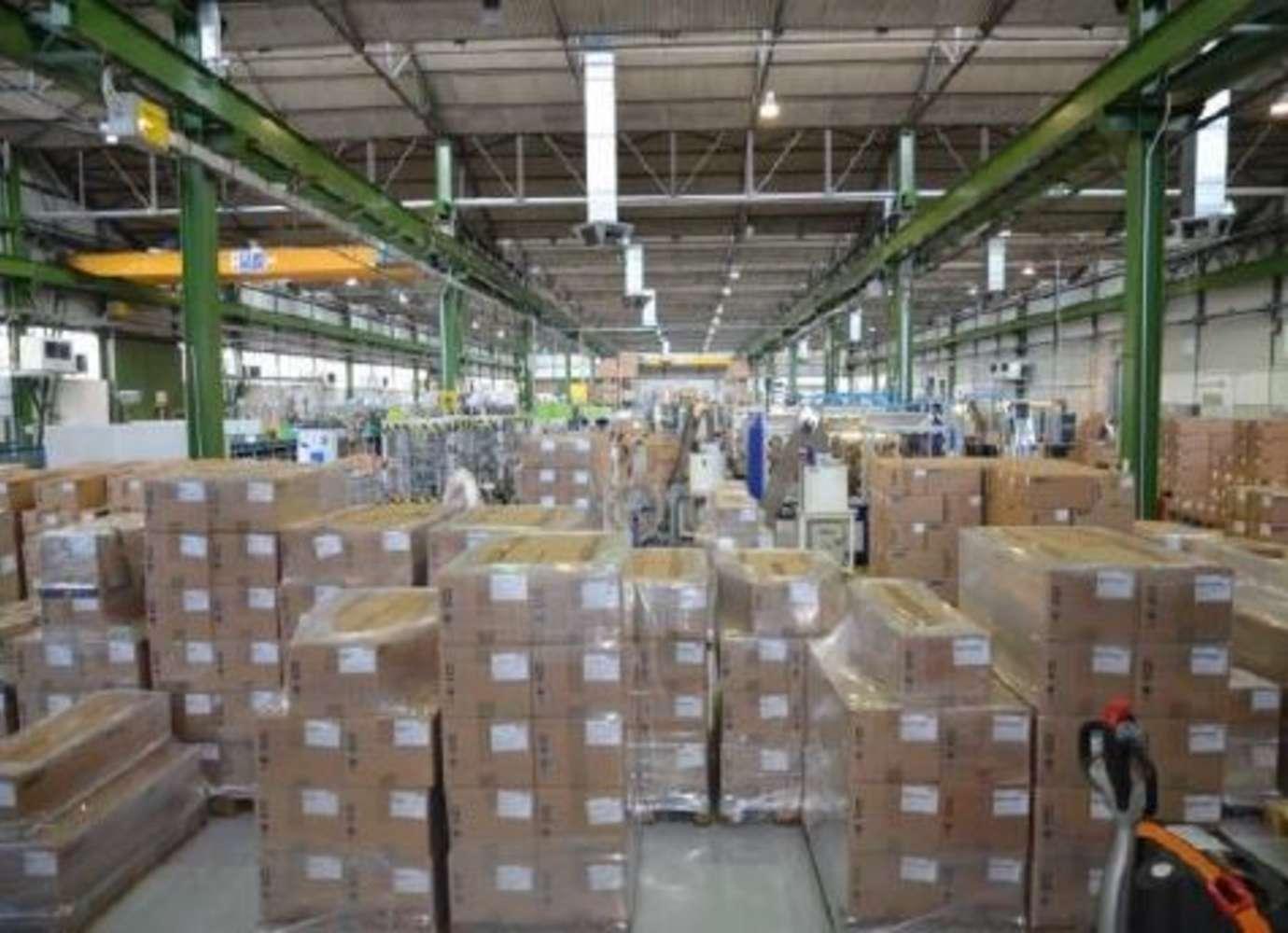 Magazzini industriali e logistici Pieve emanuele, 20090 - Pieve Emanuele - Via di Vittorio - 9491704