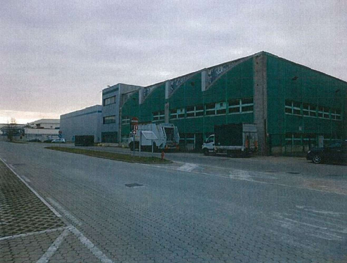 Magazzini industriali e logistici Lainate, 20020 - Arese - Ex Pirelli - 9501668