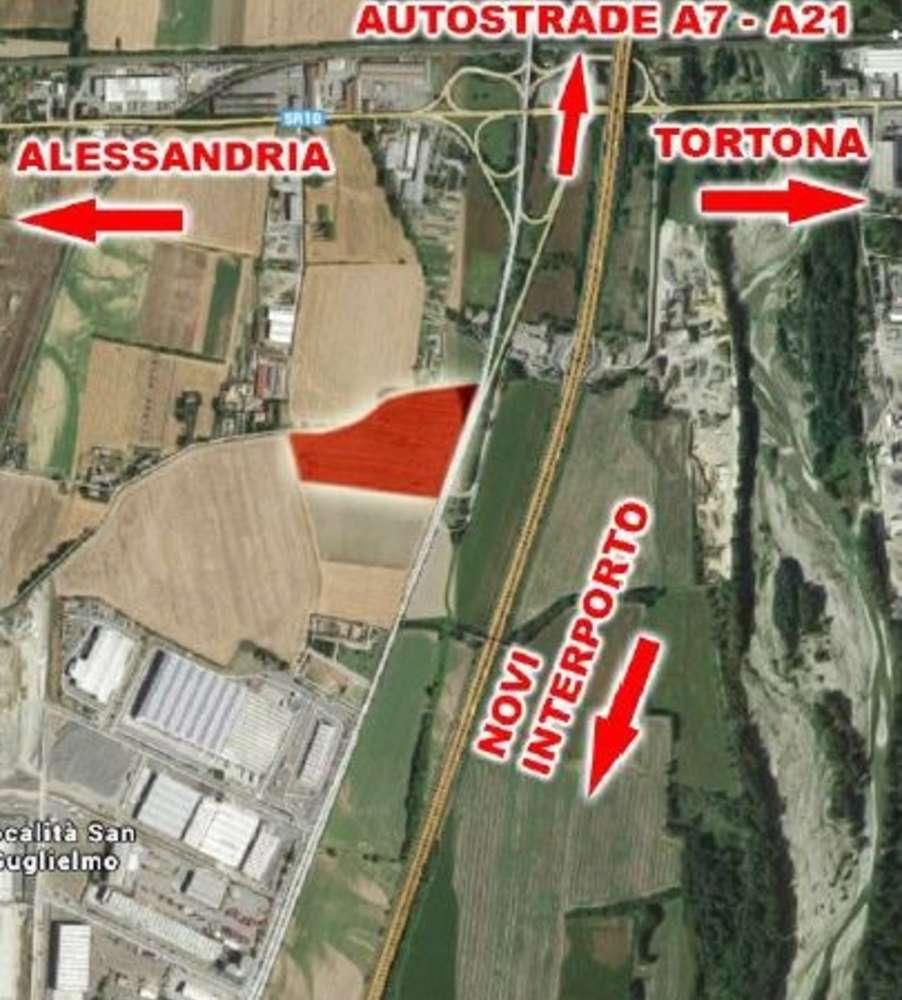 Magazzini industriali e logistici Tortona, 15057 - Tortona - 9545602