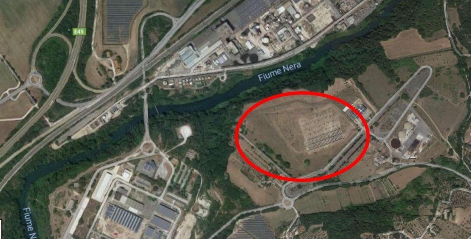 Magazzini industriali e logistici Narni, 05027 - Treie di Narni