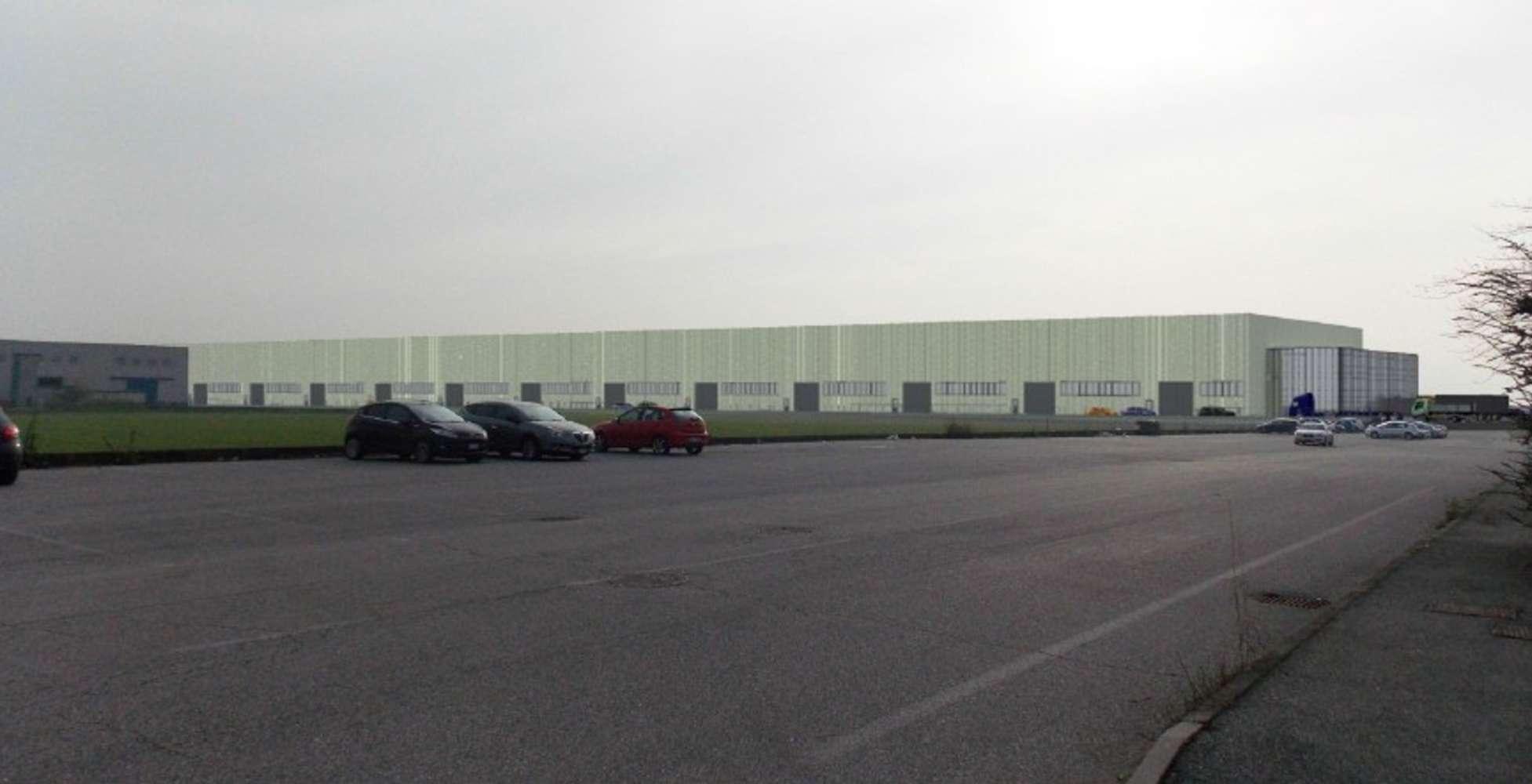 Magazzini industriali e logistici Bandierino, 25018 - Brescia - Fascia d'Oro - 9585755