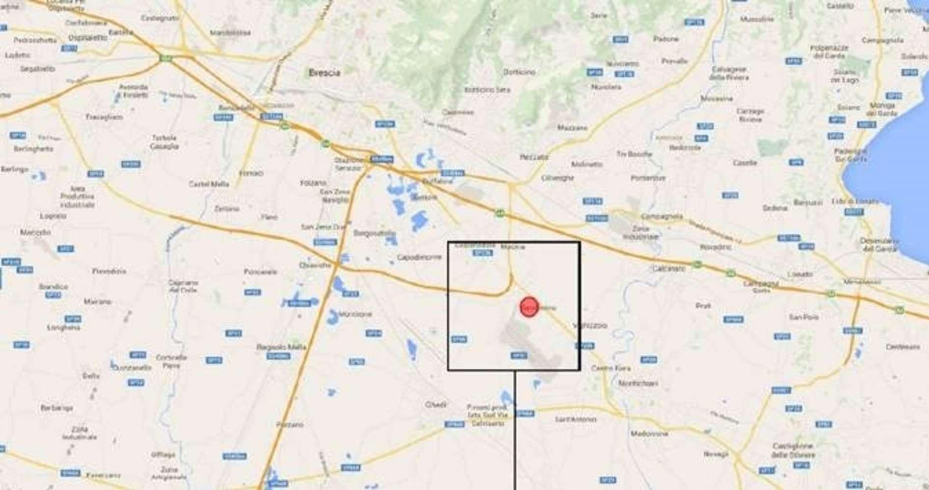 Magazzini industriali e logistici Bandierino, 25018 - Brescia - Fascia d'Oro - 9585757
