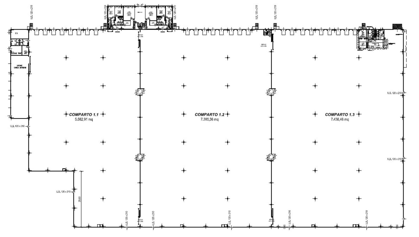 Magazzini industriali e logistici Castel san pietro terme, 40024 - Castel San Pietro Terme (BO) - 9586020