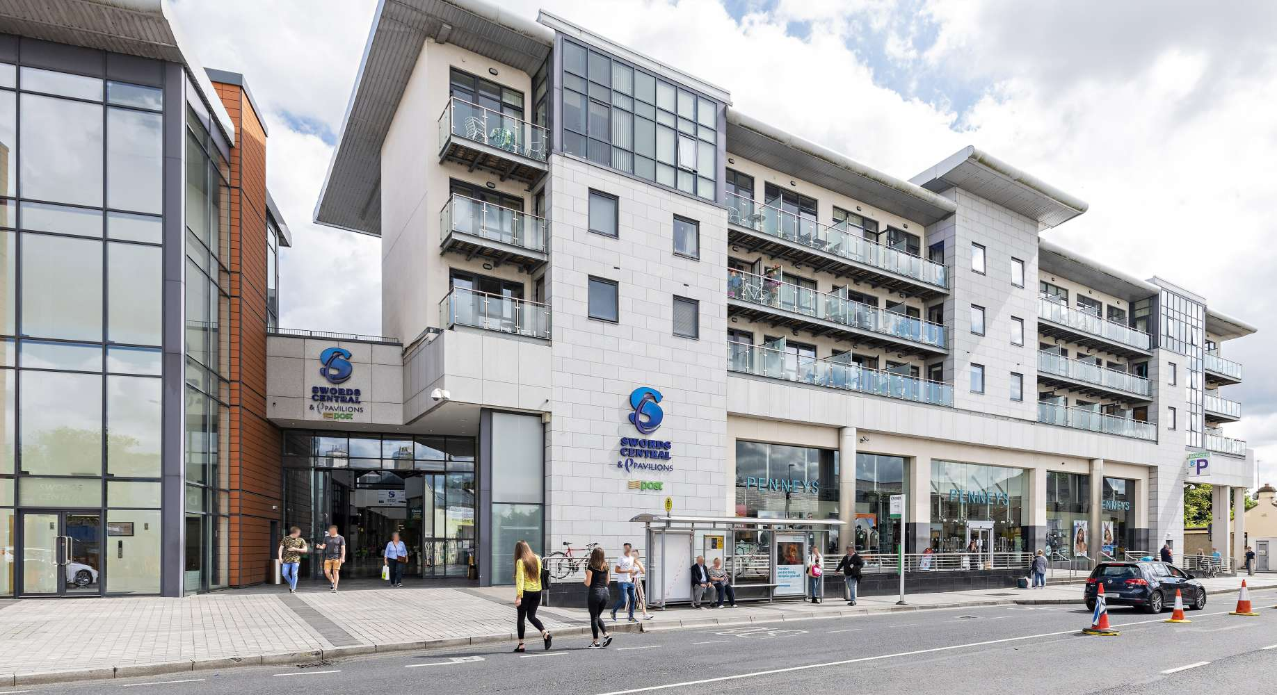 Investments Co dublin,  - Swords Central Shopping Centre - 9630273