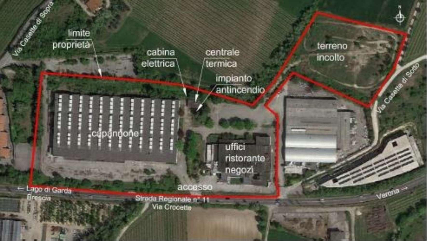 Magazzini industriali e logistici Sona, 37060 - Sona - 9630866