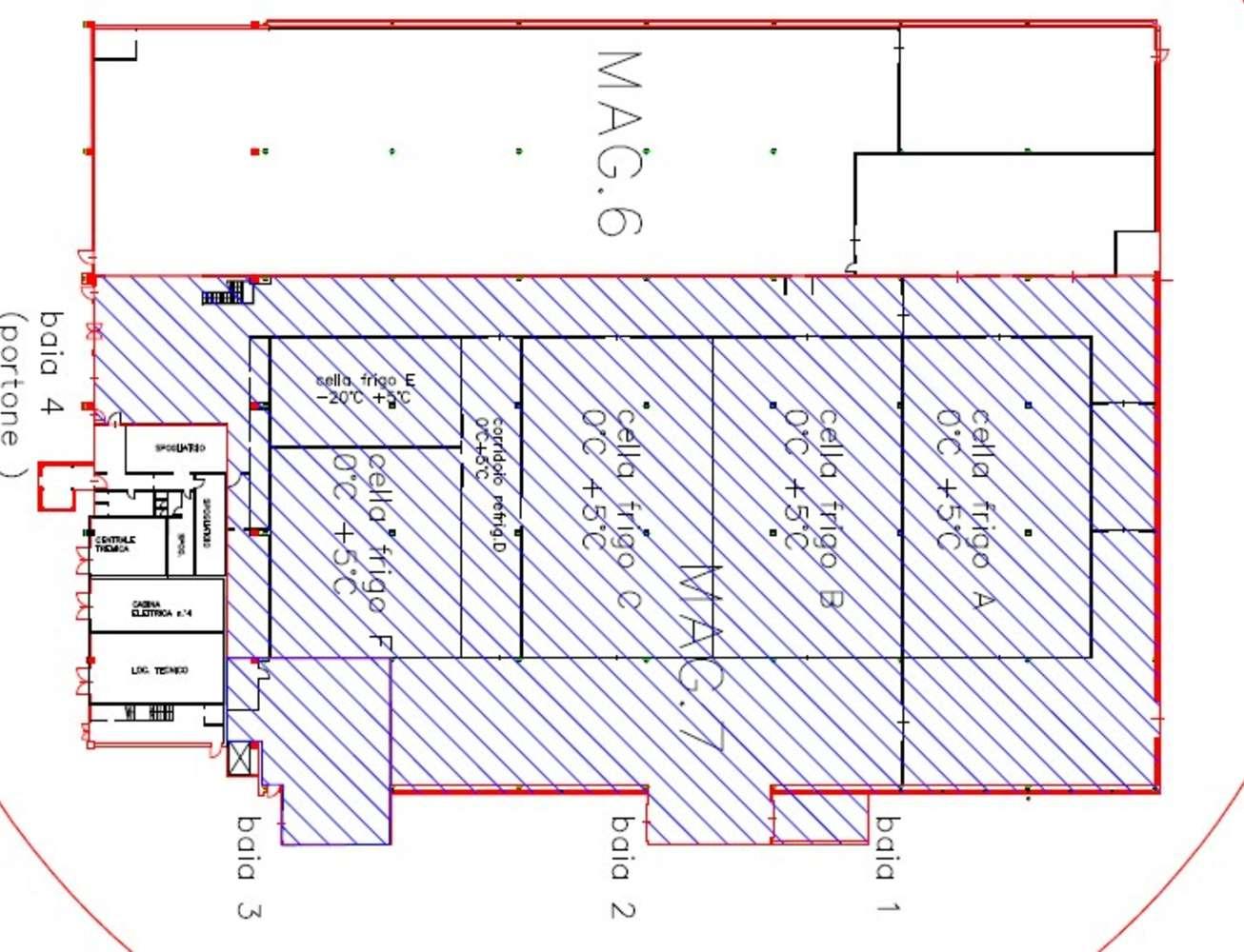 Magazzini industriali e logistici Vado ligure, 17047 - Interporto Vado Ligure - 9664604
