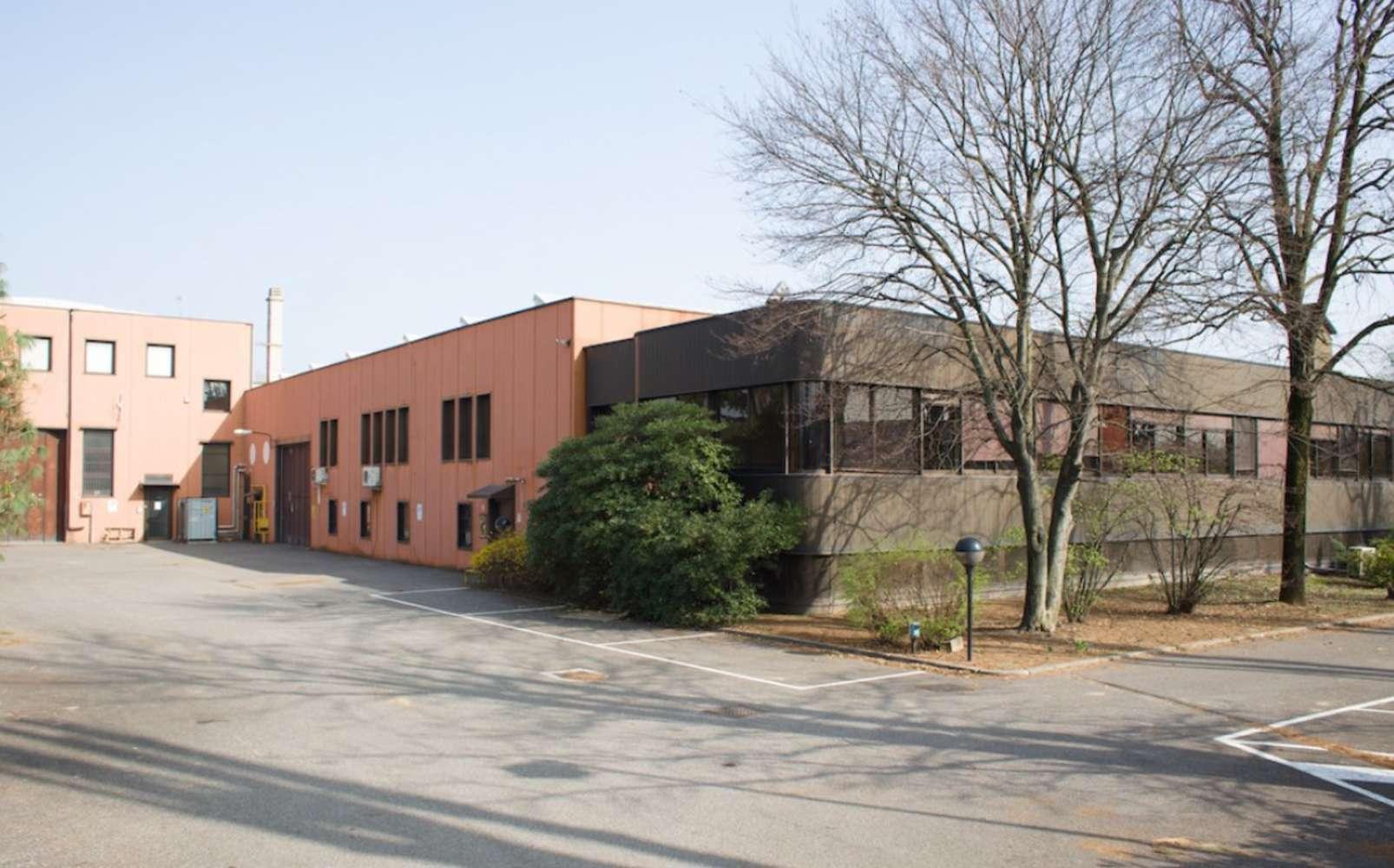 Magazzini industriali e logistici Lainate, 21040 - Lainate - Viale Italia - 9810025
