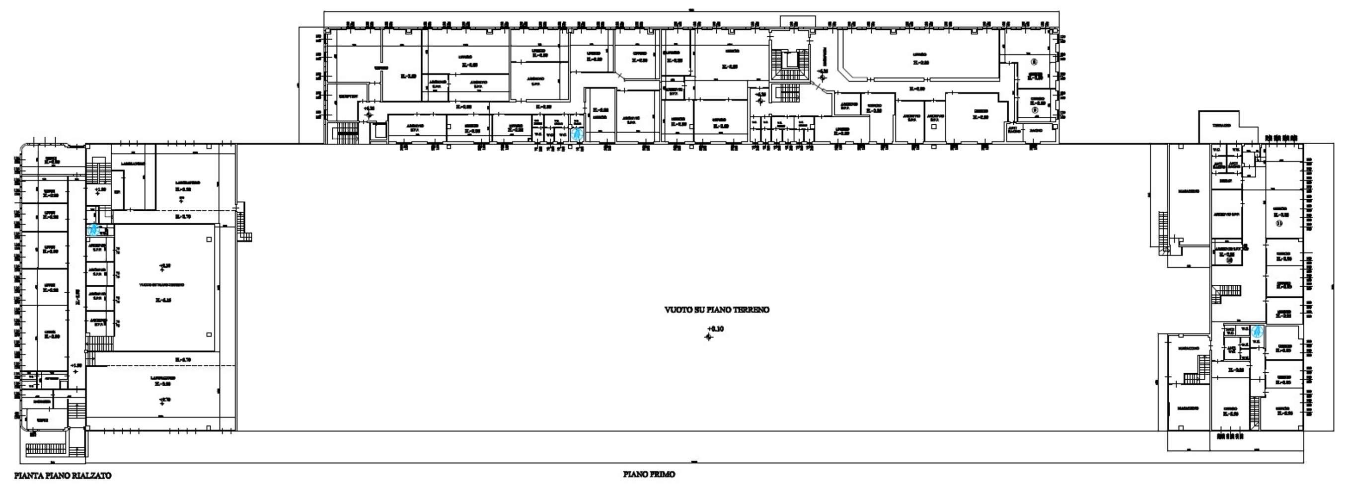 Magazzini industriali e logistici Lainate, 21040 - Lainate - Viale Italia - 9810026