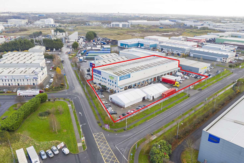 Industrial Dublin 15, D15 PX27 - Unit 2 Rosemount Park Drive - 9838958