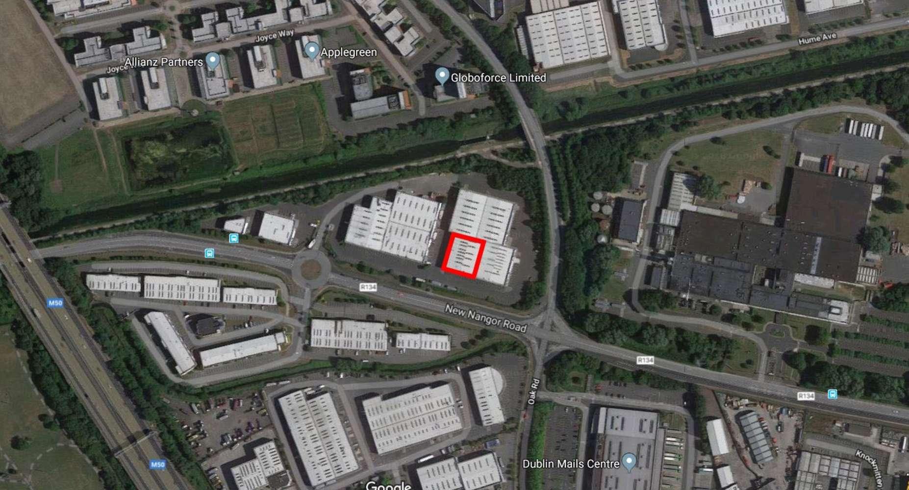 Industrial Dublin 12, D12 NY97 - Unit C1 Nangor Road Business Park - 9839523