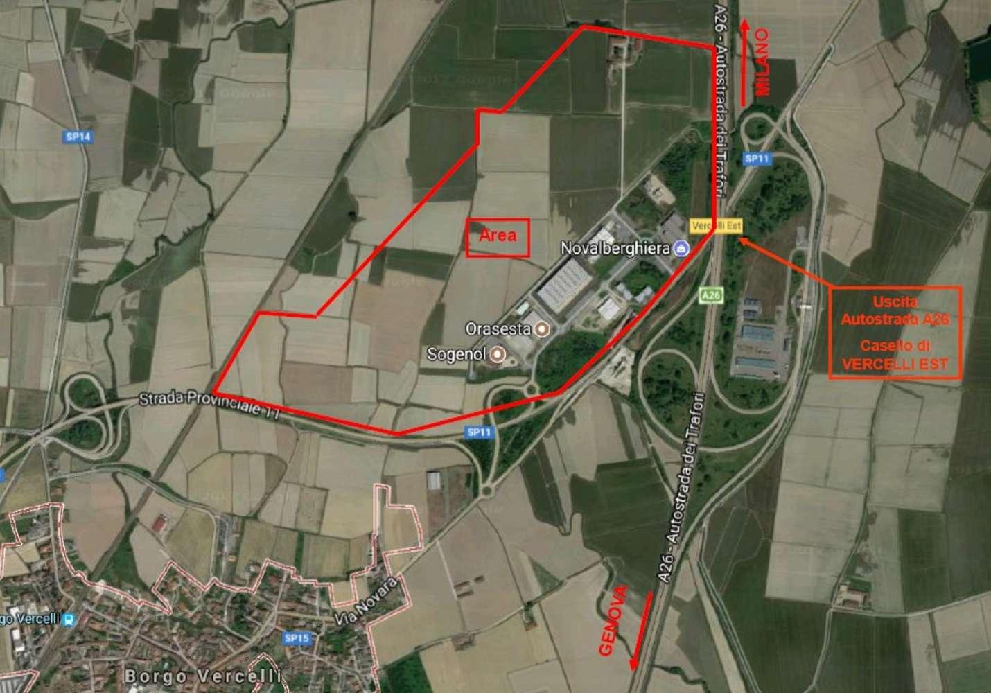 Magazzini industriali e logistici Borgo vercelli, 13012 - Borgo Vercelli