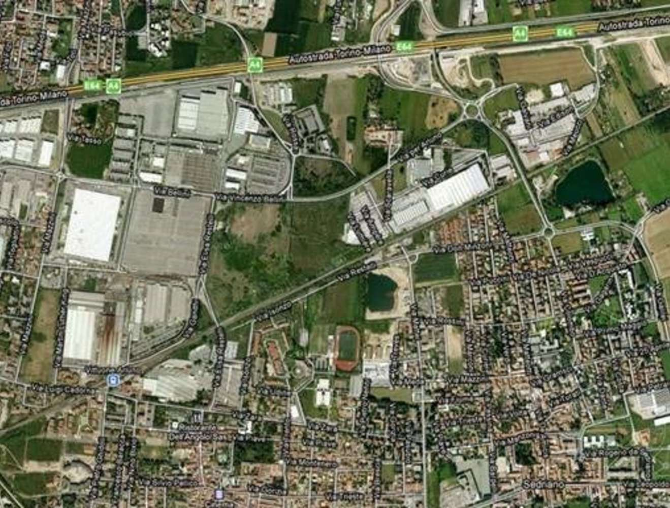 Magazzini industriali e logistici Vittuone, 20010 - Vittuone - 9861457