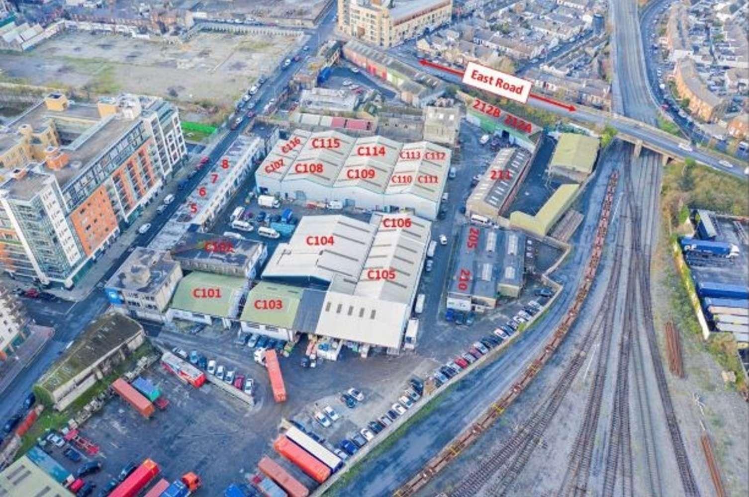 Industrial Dublin 1, D01 H2N2 - Castleforbes Business Park - 9878909