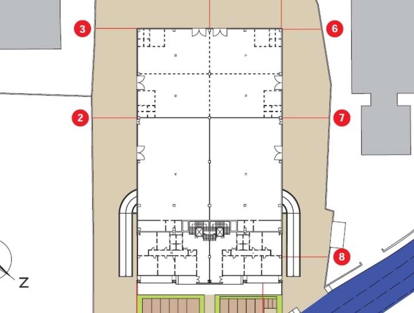 Magazzini industriali e logistici Firenze, 50145 - Firenze - De' Cattani - 9922547