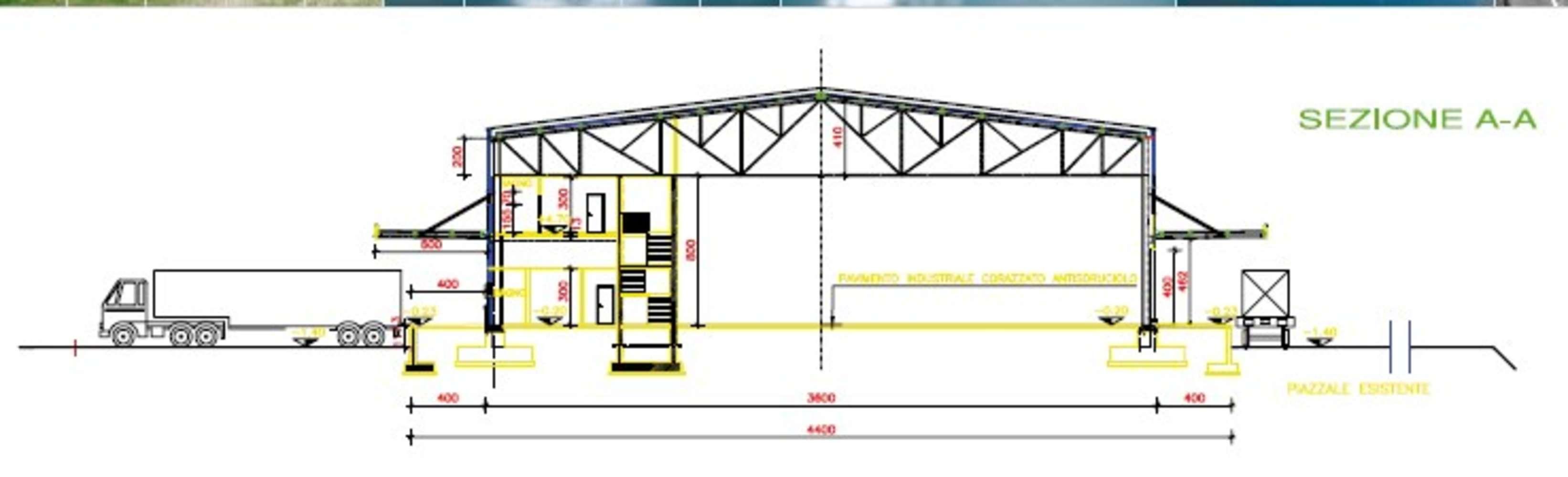 Magazzini industriali e logistici Rovigo, 45100 - Rovigo Interporto - 9922667