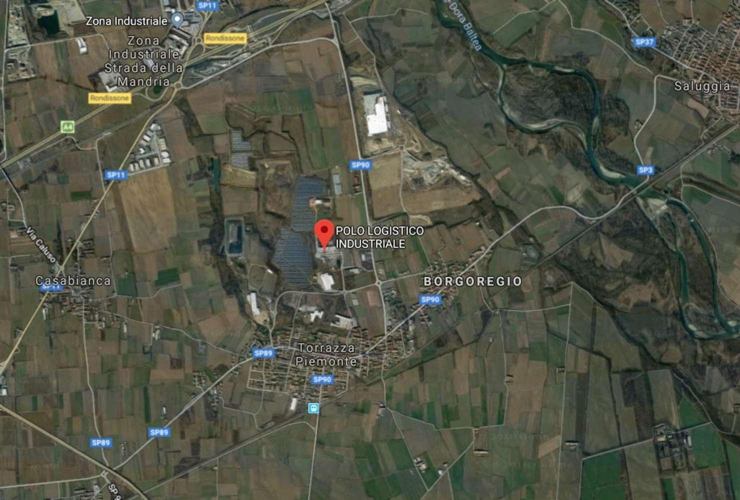 Magazzini industriali e logistici Torrazza, 10037 - Area edificabile Torrazza - 9922668