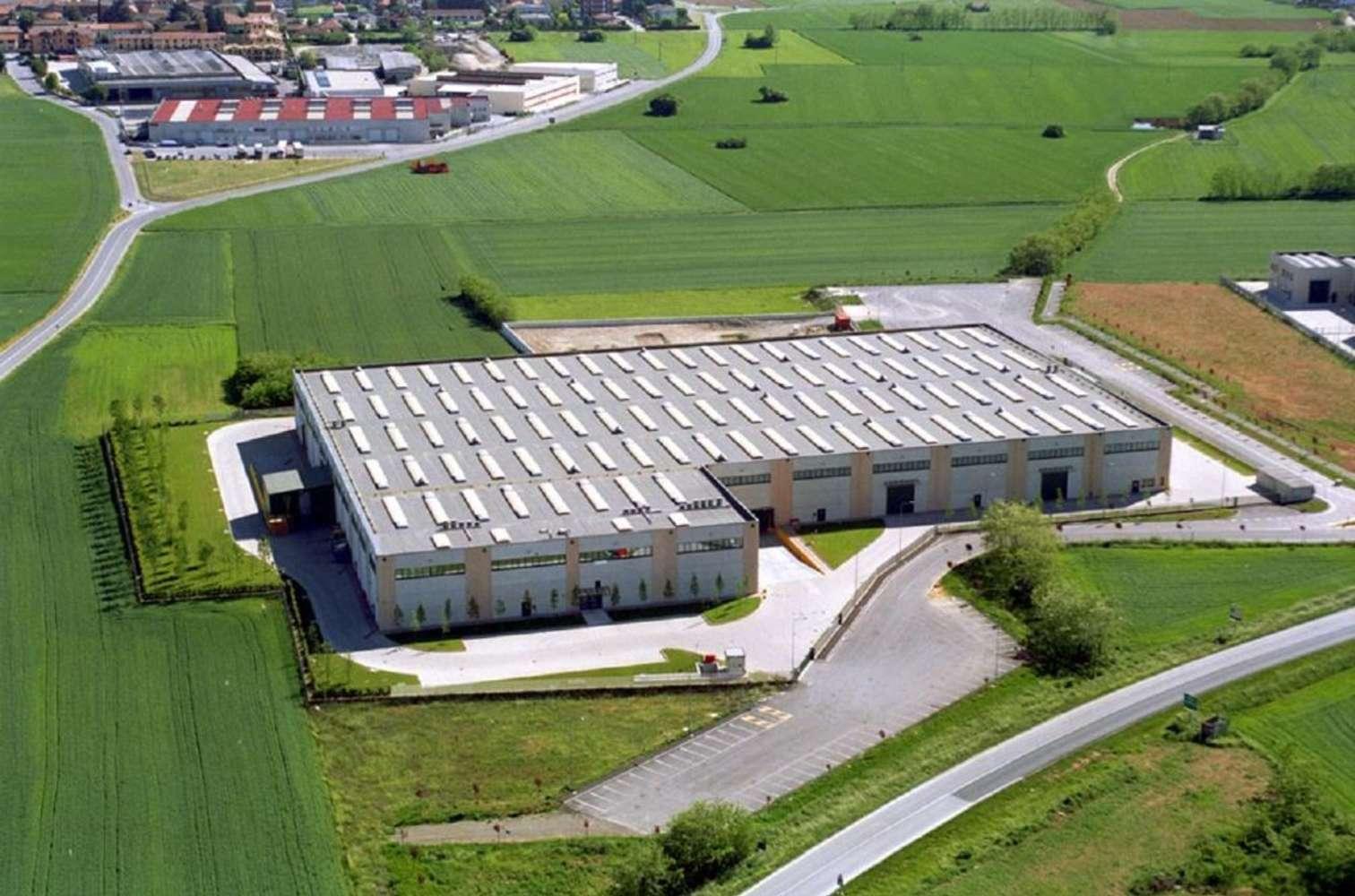 Magazzini industriali e logistici Grezzago, 20056 - Grezzago - Trezzo