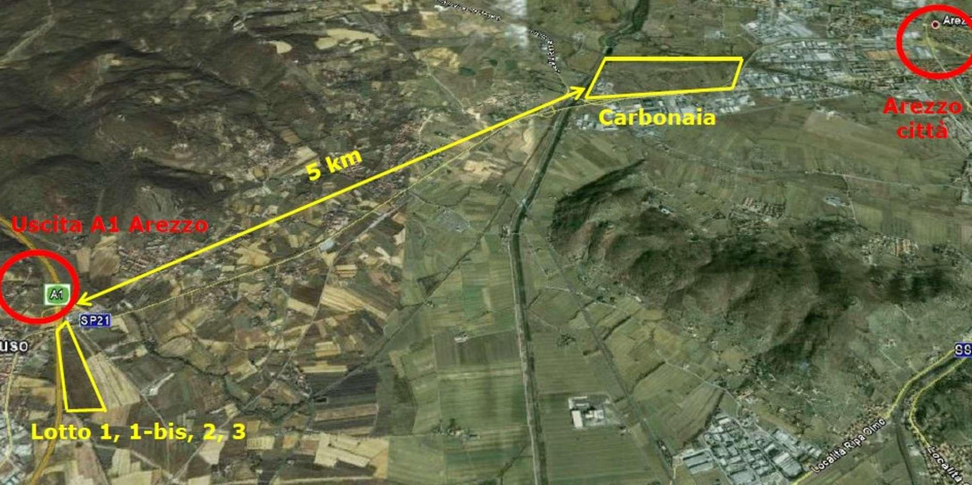 Magazzini industriali e logistici Arezzo, 52100 - Arezzo - Area logistica - 9922674