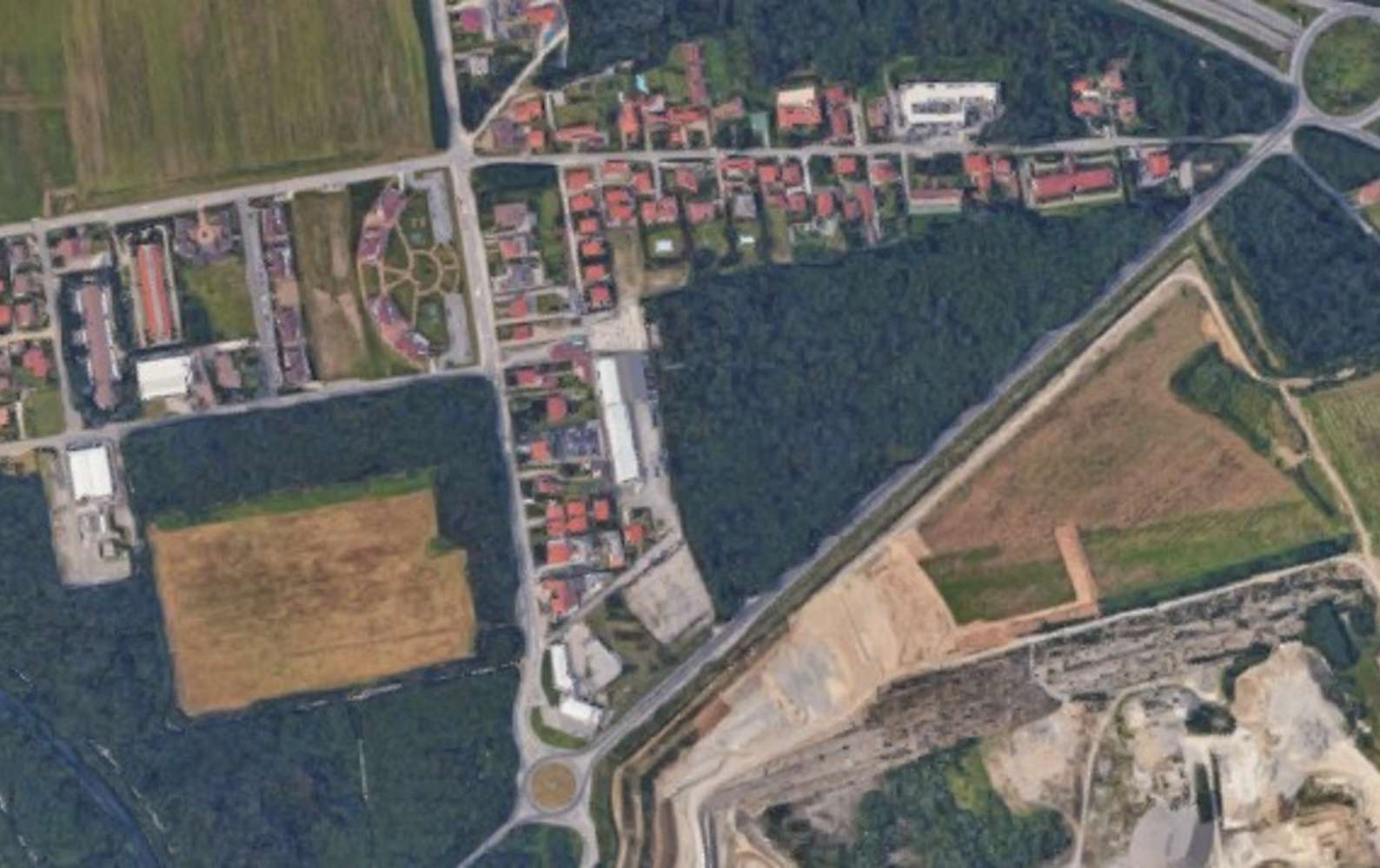 Magazzini industriali e logistici Lonate pozzolo, 21015 - Area Lonate Pozzolo - 9922780