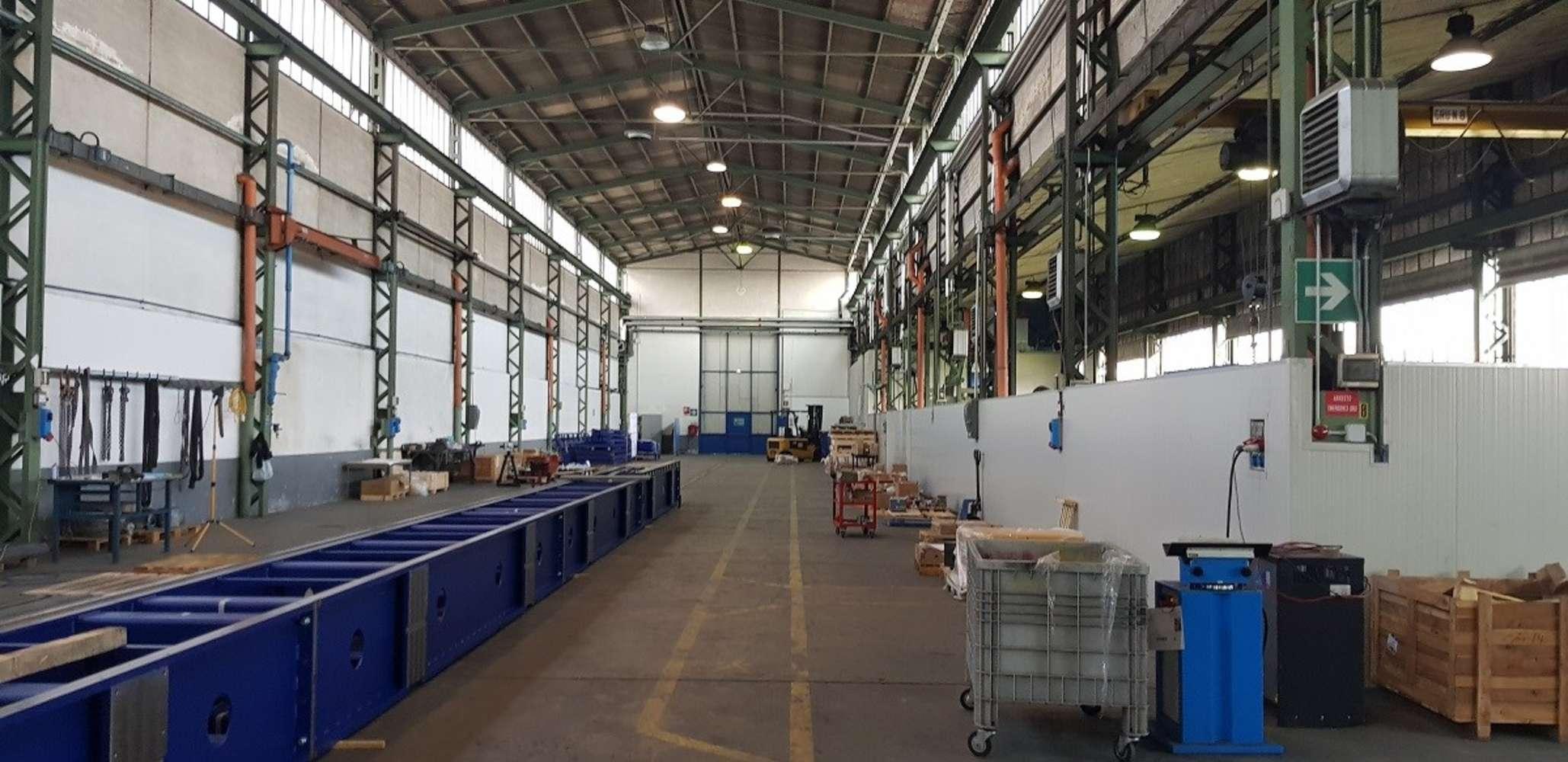 Magazzini industriali e logistici Caronno pertusella, 21042 - Caronno Via Fermi - 10008341