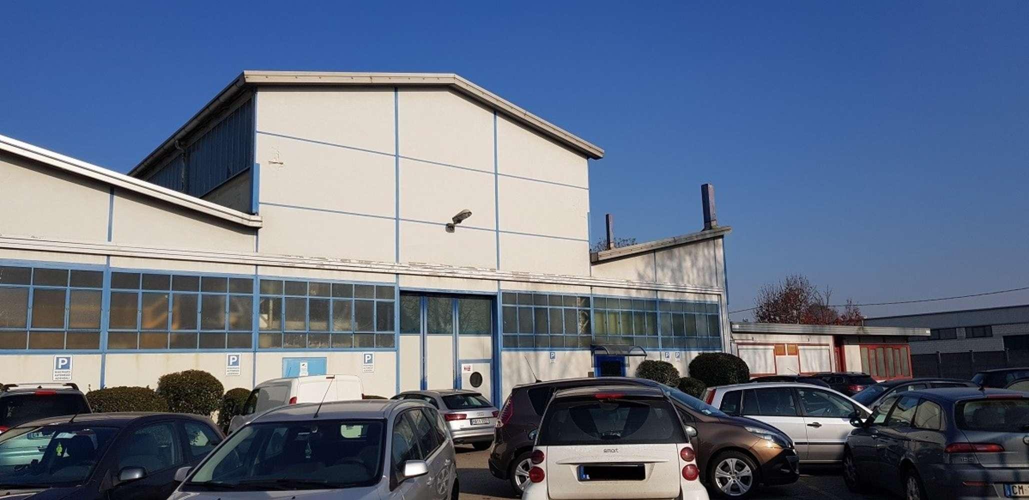 Magazzini industriali e logistici Caronno pertusella, 21042 - Caronno Via Fermi - 10008342