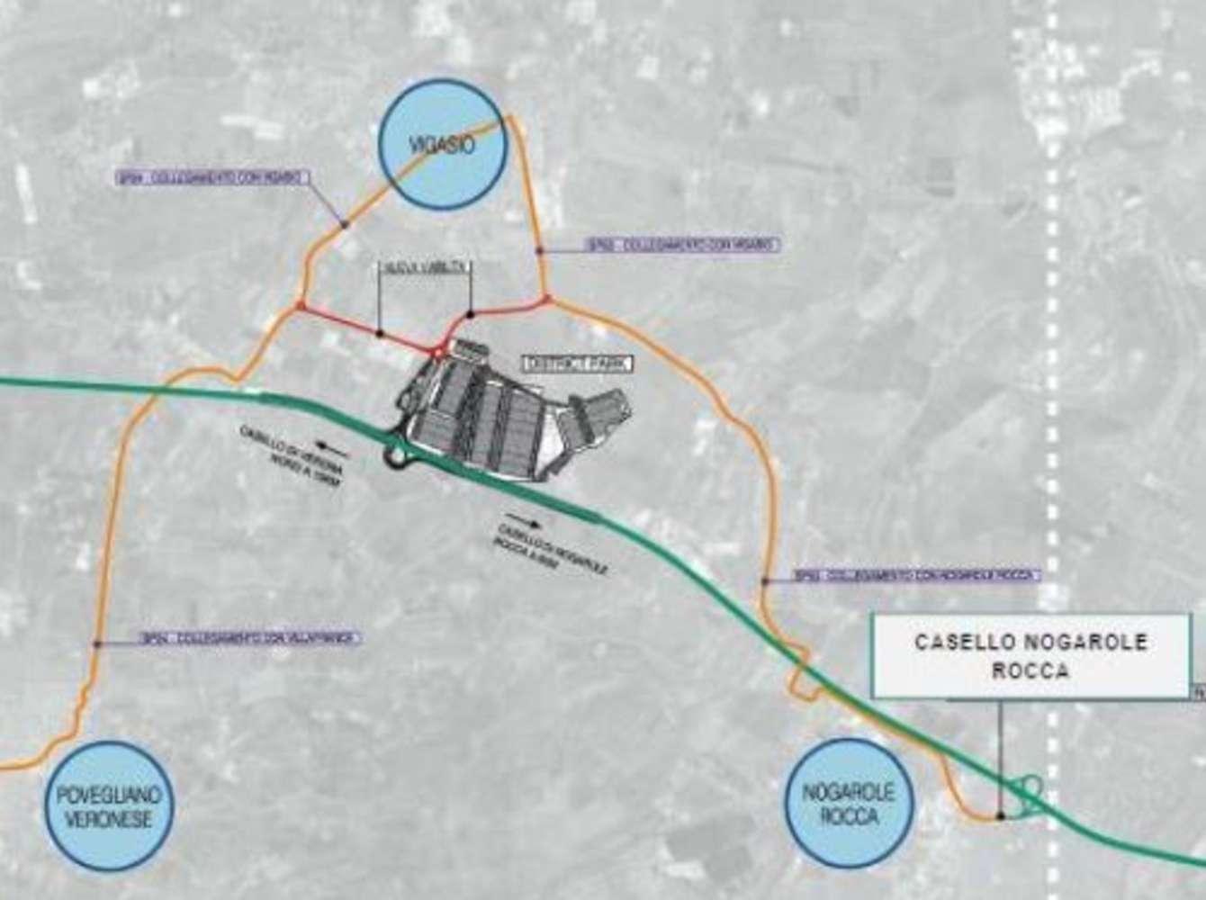 Magazzini industriali e logistici Vigasio, 37068 - Veneto District Park