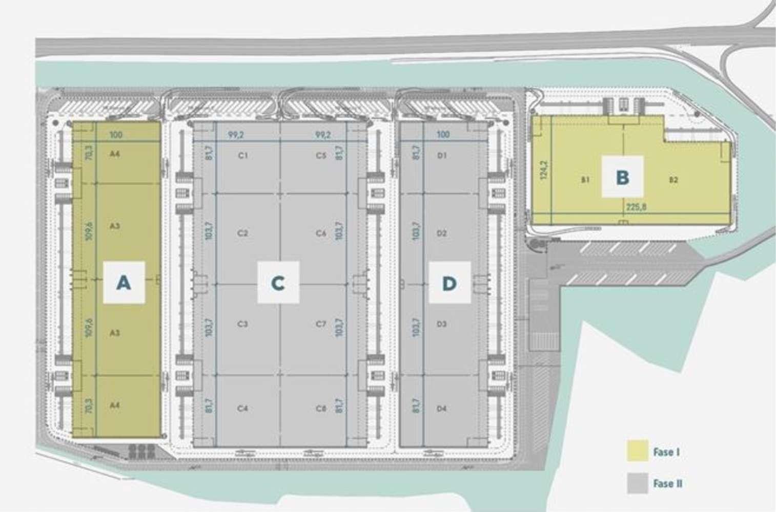 Magazzini industriali e logistici Campagnon, 37050 - Polo Logistico Verona Oppeano - 10009281