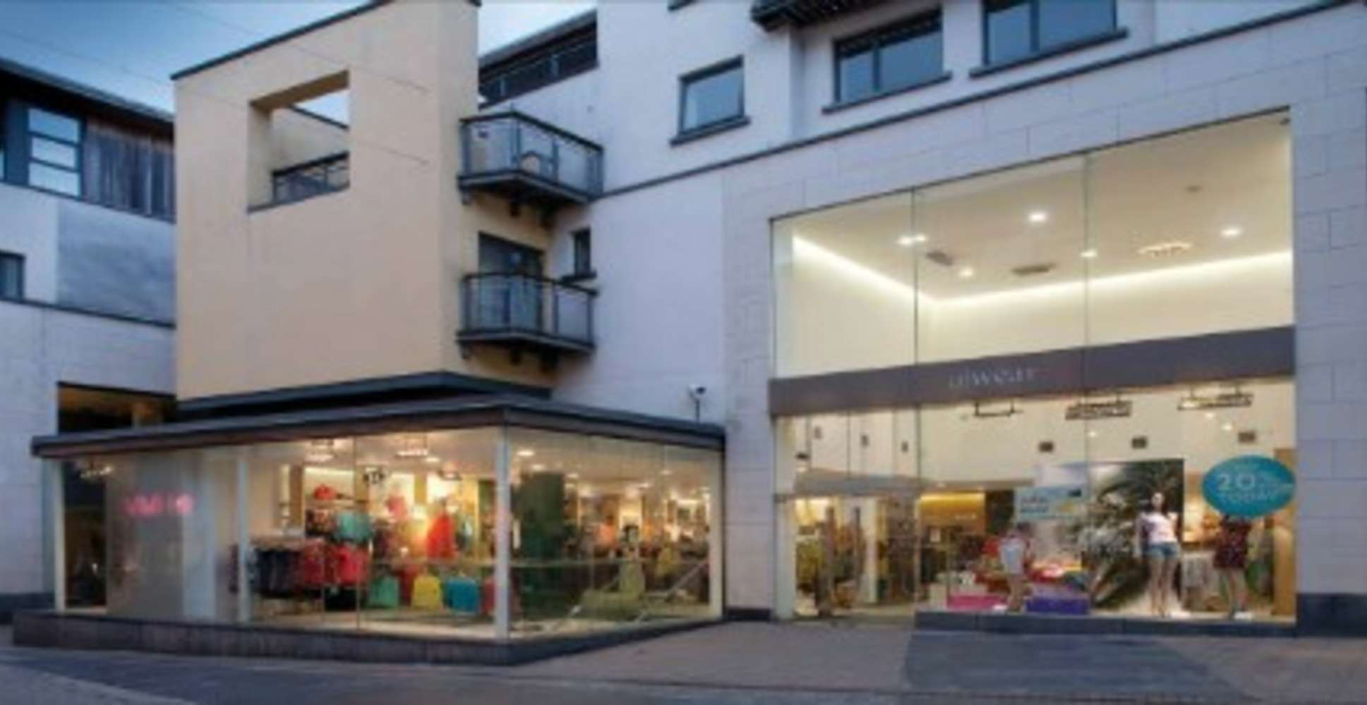 Retail Galway, H91 KT99 - Unit 3/4 Edward Square - 10028687