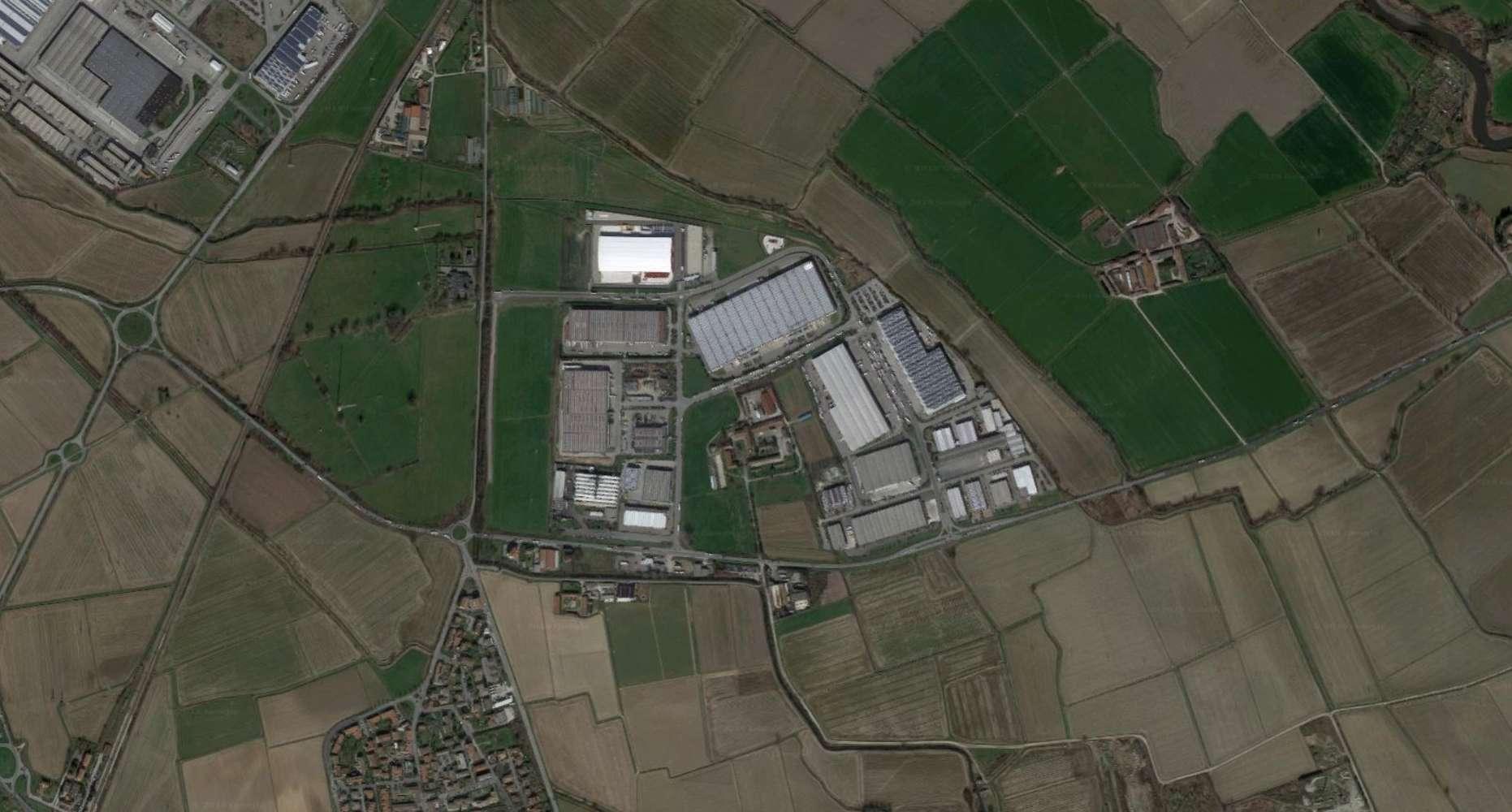 Magazzini industriali e logistici Siziano, 27010 - Siziano - 10036238