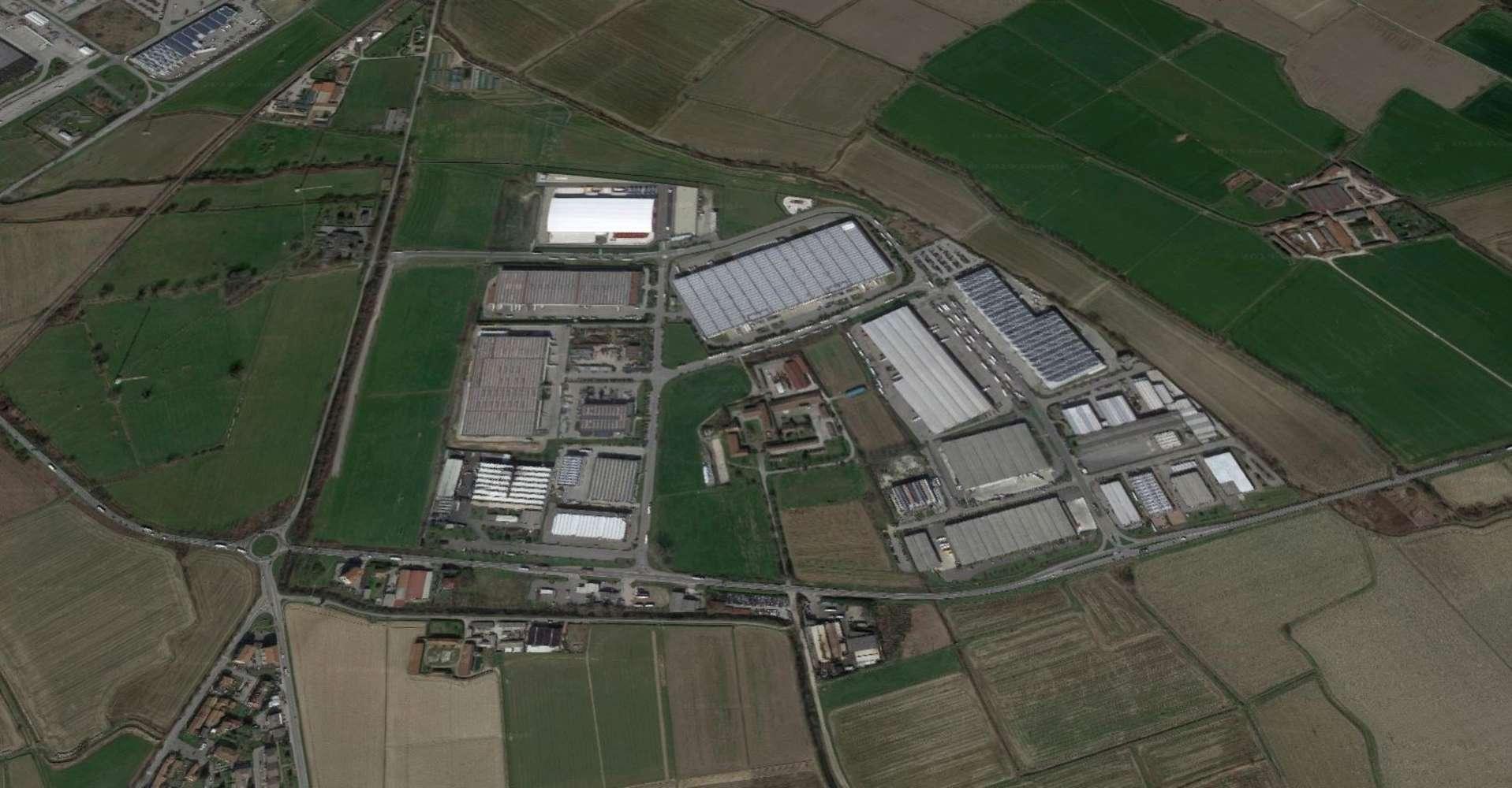 Magazzini industriali e logistici Siziano, 27010 - Siziano - 10036239