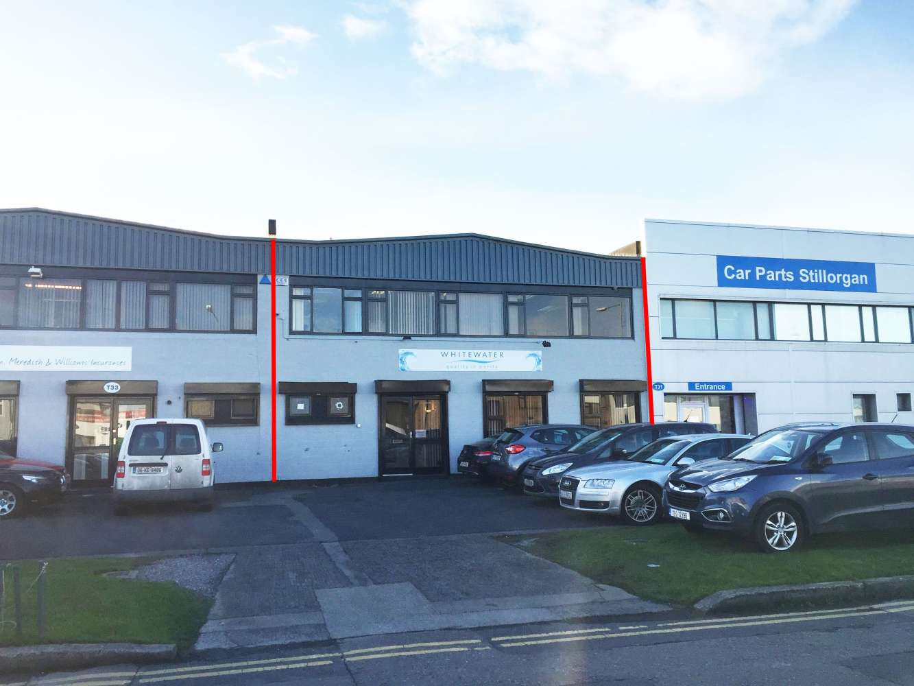 Industrial Co dublin, A94 V523 - Unit T32 Stillorgan Industrial Park - 10038138