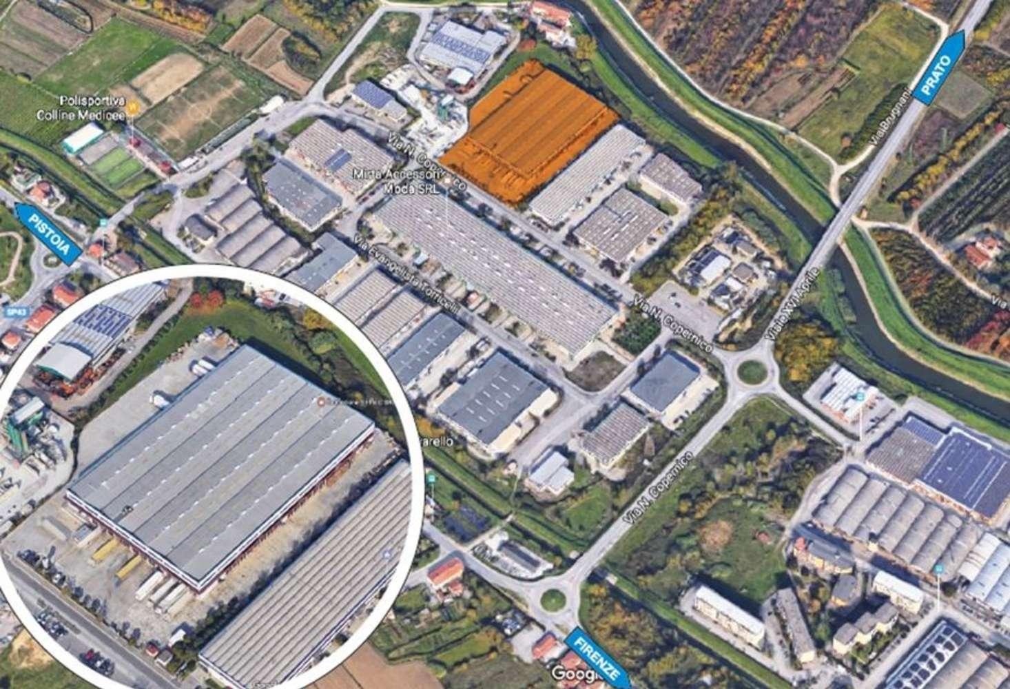 Magazzini industriali e logistici Seano, 59011 - Prato - 10038177