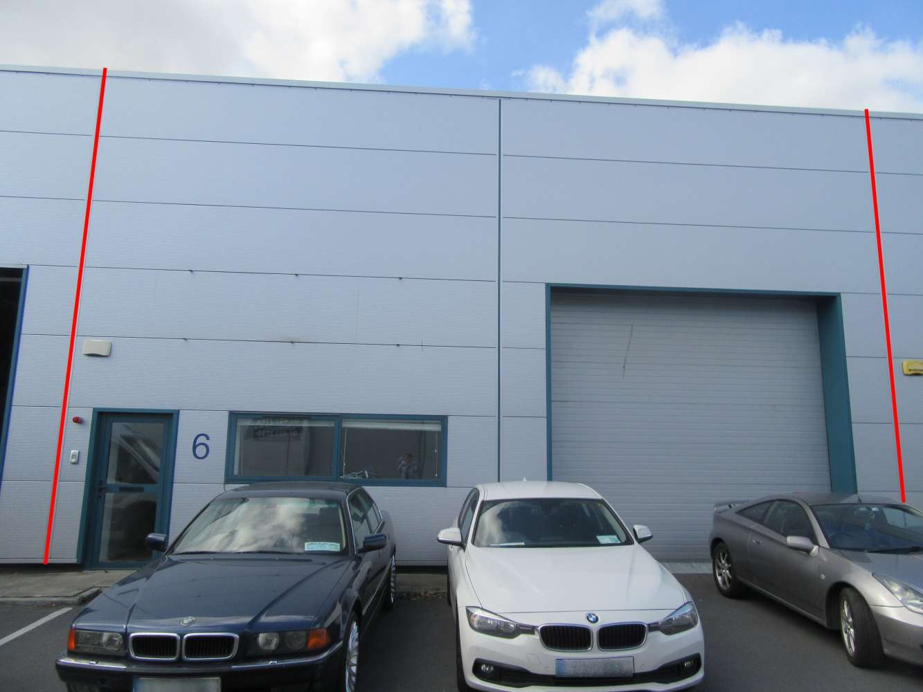 Industrial Dublin 17, D17 WC92 - Unit 6, Block 2 Port Tunnel Business Park - 10046045