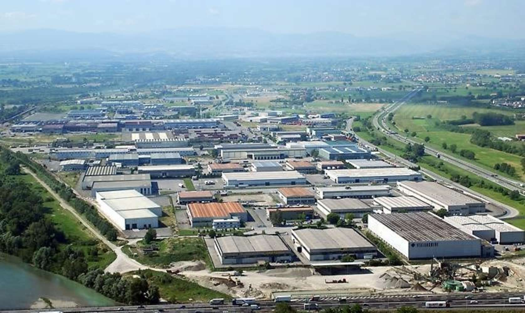 Magazzini industriali e logistici Parma, 43010 - Interporto di Parma - 10080698