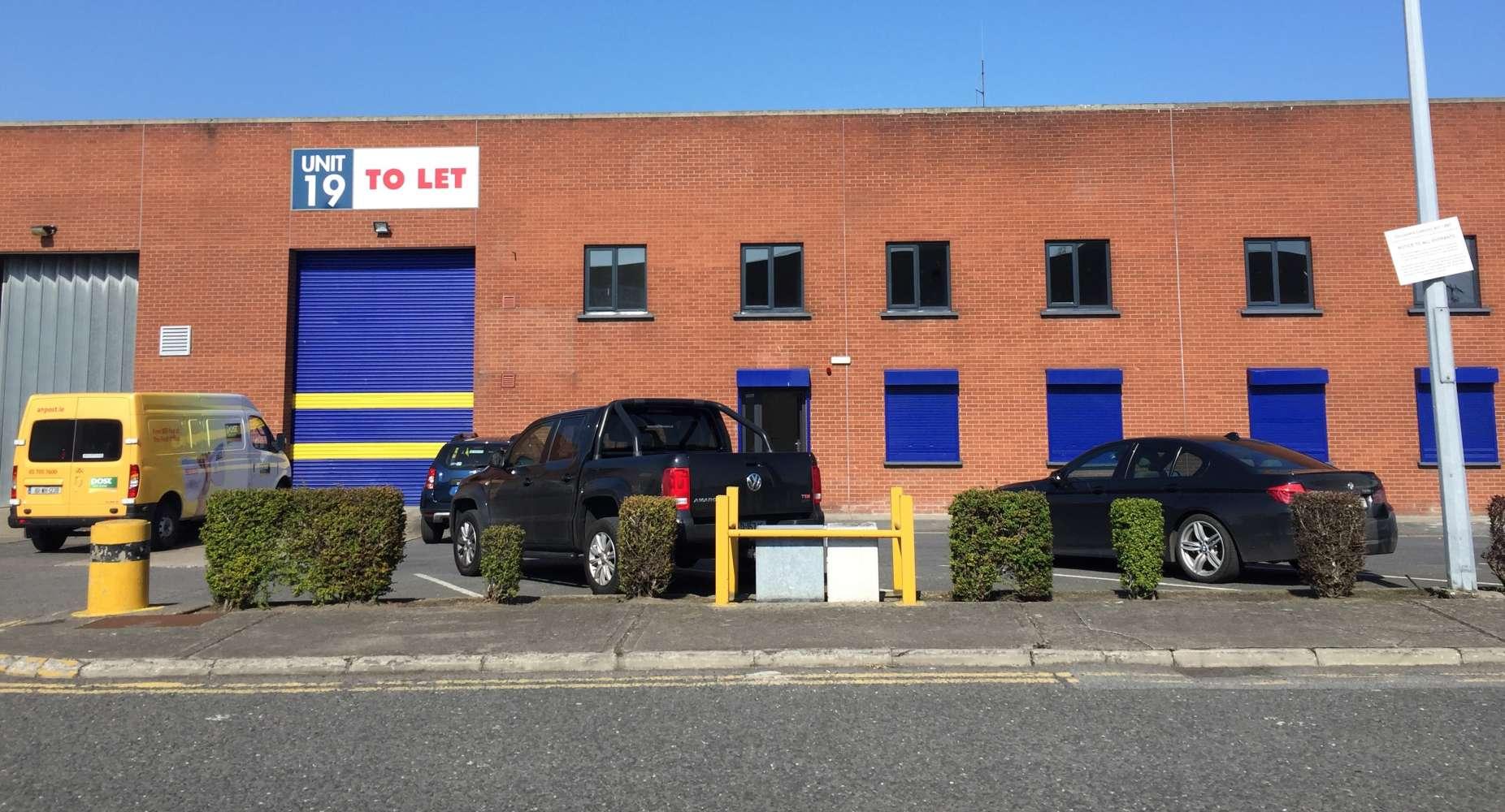 Industrial Dublin 10, D10 RD39 - Unit 19, Westlink Industrial Estate - 10132191