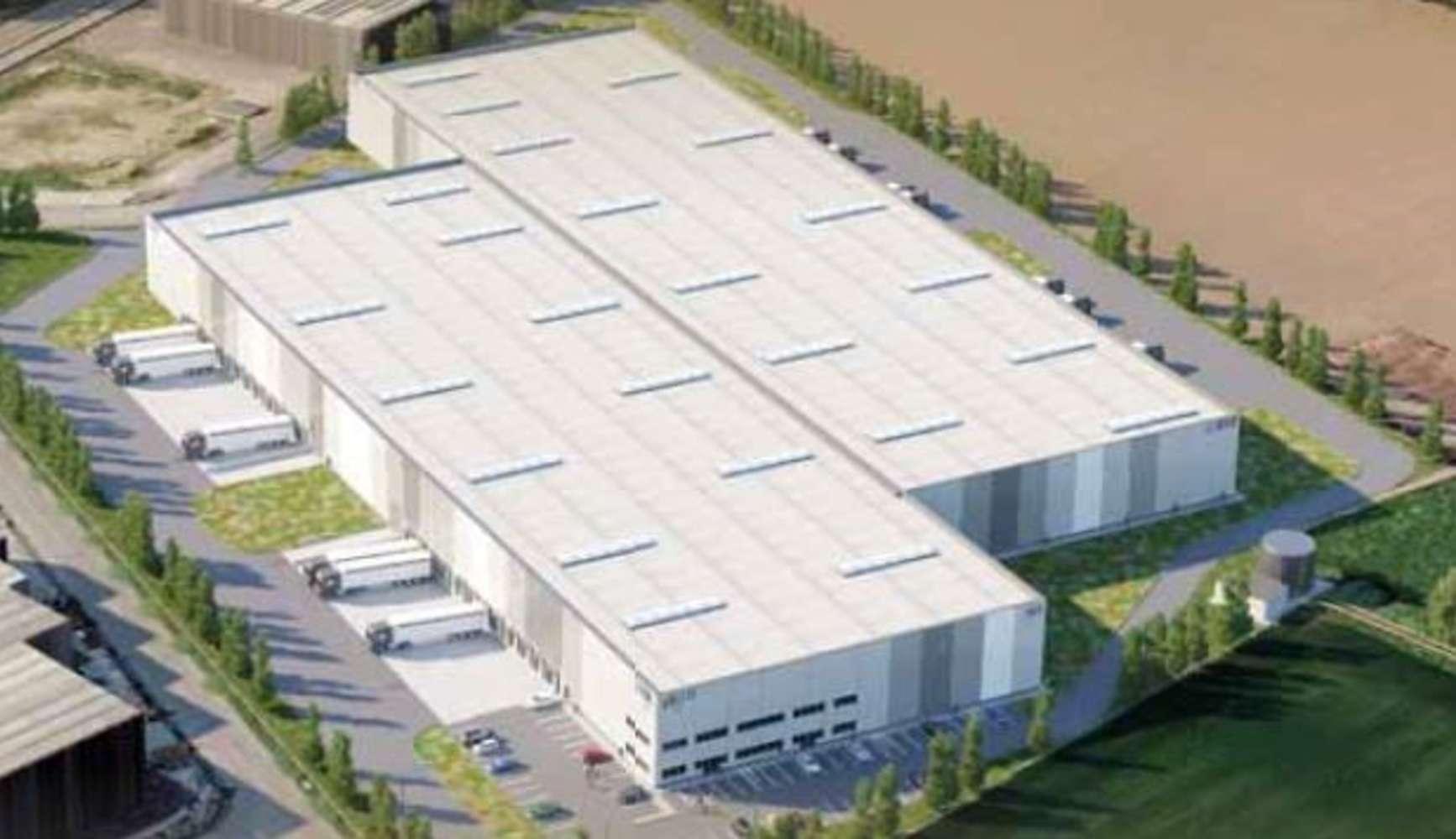 Magazzini industriali e logistici Calcio, 24054 - Calcio Park - 10235176