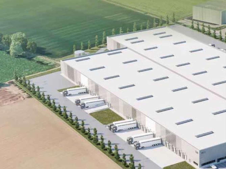 Magazzini industriali e logistici Calcio, 24054 - Calcio Park - 10235177