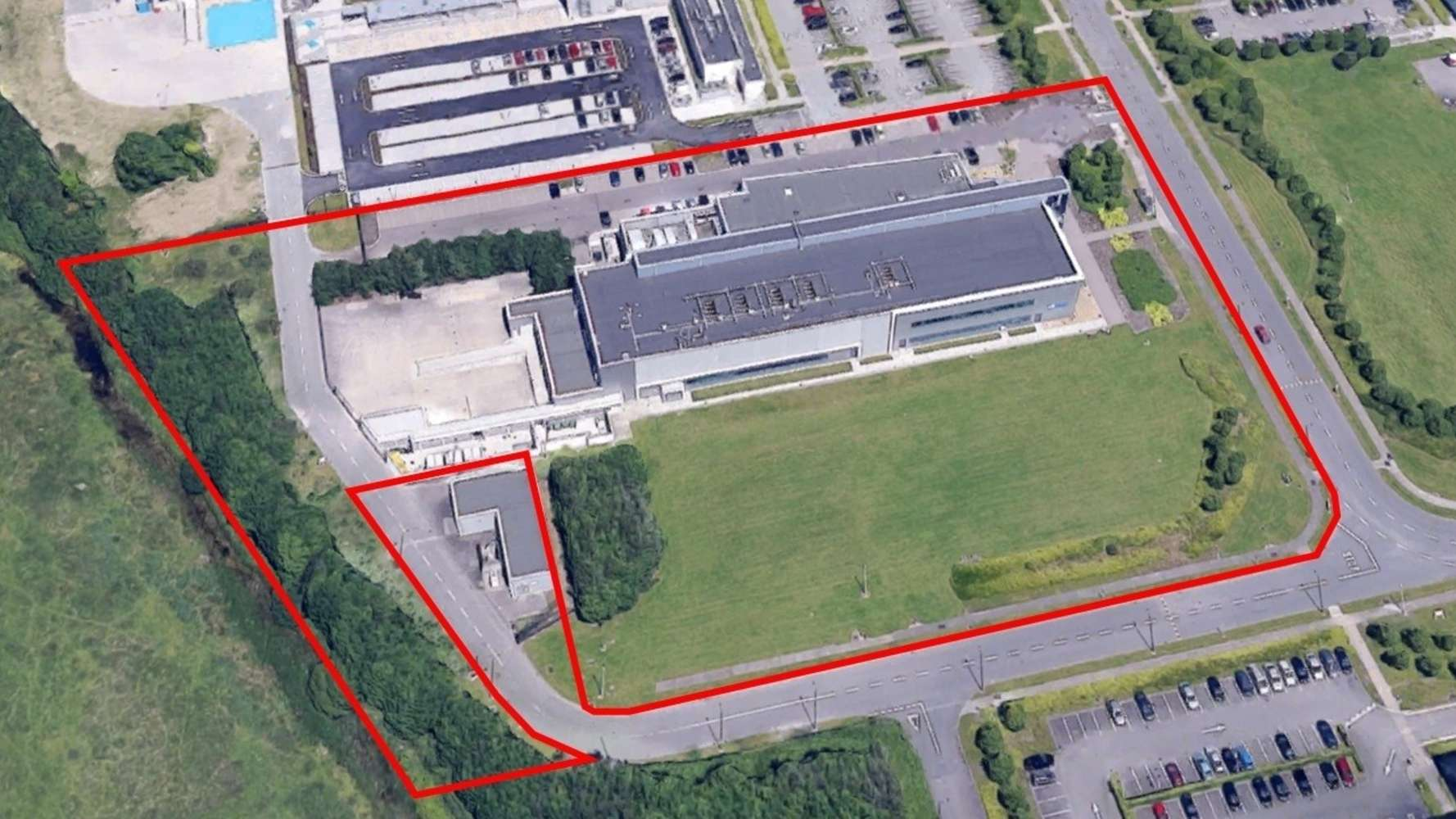 Industrial Co louth, A91 Y319 - Unit B, Xerox Technology Park - 10283550